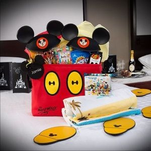 Oversized Mickey Mouse Gift Bag for Disney fan